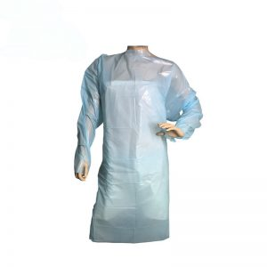 Gown Disposable CPE